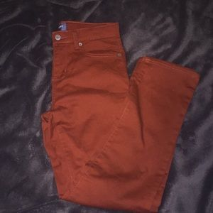 Size 12 Old Navy Karate Jeans
